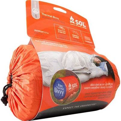 SOL Thermal Bivvy