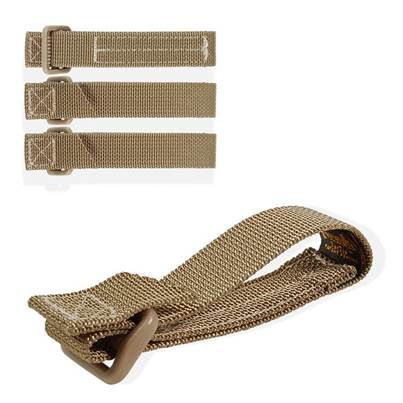 Maxpedition 3 Inch TacTie Straps - Pack of 4